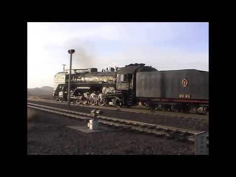 Des vapeurs en Chine 2002 - Vladivostok  - Datong - Pekin