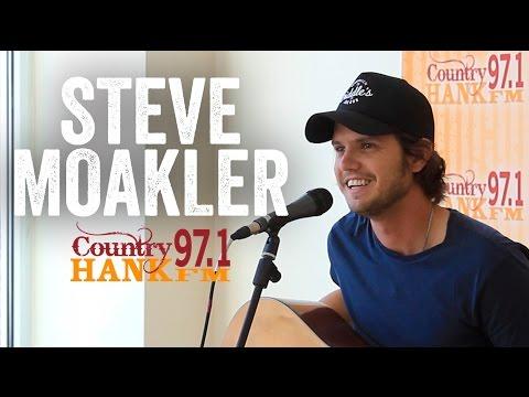 Steve Moakler - Suitcase [Live Performance]