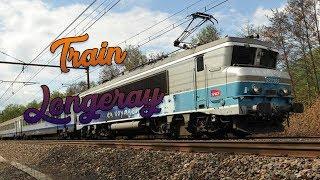 TER et TGV a bellegarde/Longeray  le 23 février