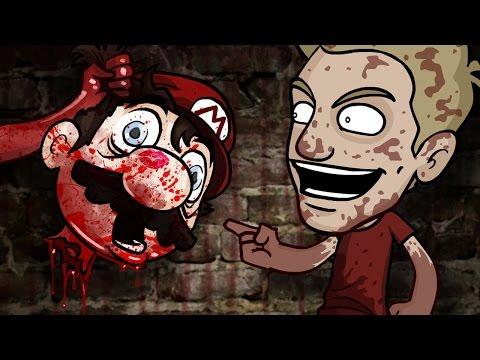 SPOOKIFY ART CHALLENGE! - Who Killed Mario!?