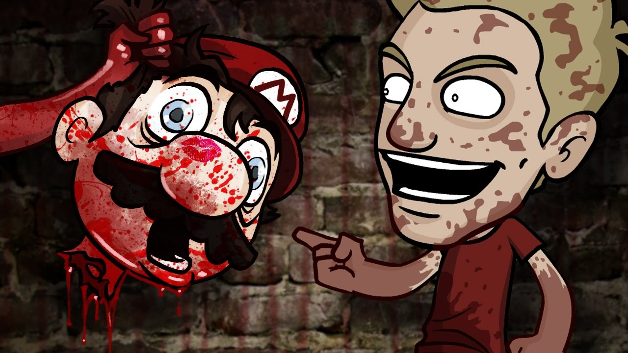 spookify art challenge who killed mario youtube