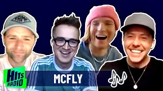 Baixar McFly Reveal What We Can Expect From Their New Album 'Young Dumb Thrills' | Hits Radio