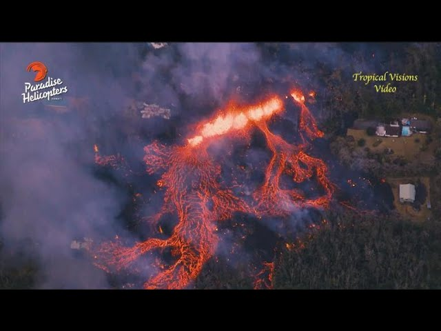 """Hawaii's volcano emergency """"not over"""" as more evacuate"""