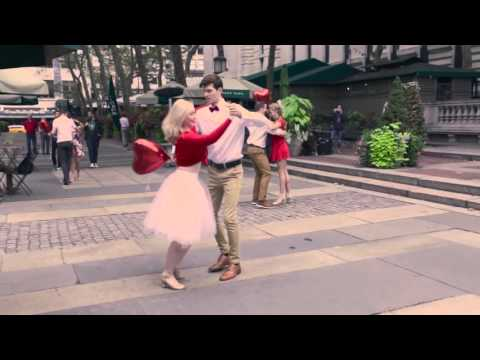 Surprise wedding proposal in Bryant Park | Marry Me in NYC | #bdcnyc