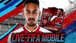 Fifa Mobile 19 - początek potęgi :D