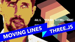 #s2e4 ALL YOUR HTML, Ползающие полоски