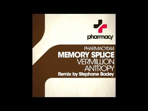 Memory Splice - Antropy