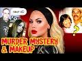 300 year old werewolf? Richardson Family Case - MurderMystery&Makeup GRWM   Bailey Sarian