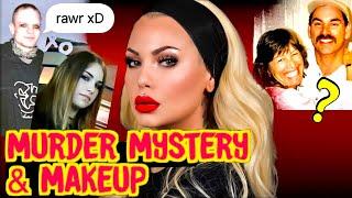 300 year old werewolf? Richardson Family Case - MurderMystery&Makeup GRWM | Bailey Sarian
