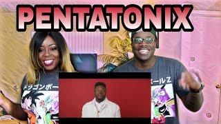 pentatonix attention couple reacts