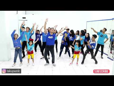 DANCE PUBG GOYANG VIRAL - TIK TOK CHOREOGRAPHY BY DIEGO TAKUPAZ