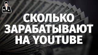 Сколько зарабатывают на YouTube. План, сколько можно заработать на YouTube. Заработок на YouTube