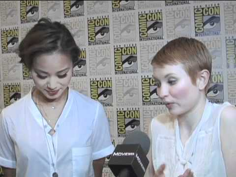 Sucker Punch - Comic-Con 2010 Exclusive: Jamie Chung and Emily Browning