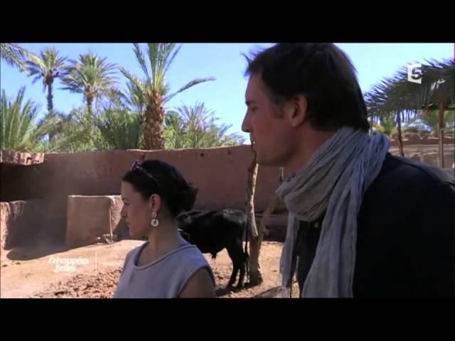 Maroc : Echappées Belles à l'Ecolodge Bab el Oued  - Agdz -La générosité du Sud Marocain