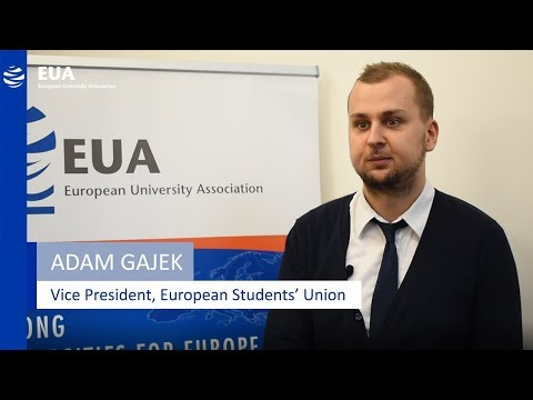EUA Learning & Teaching Initiative - Adam Gajek, European Student's Union