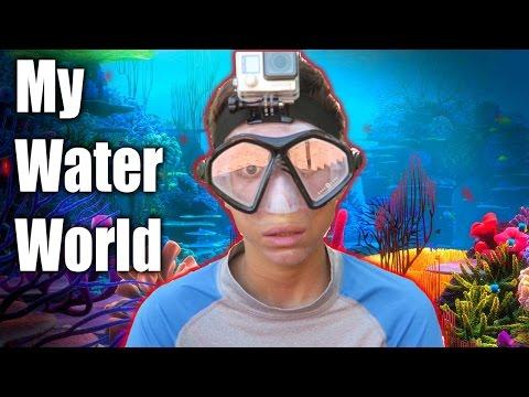Atua's Water World Treasure Hunting!
