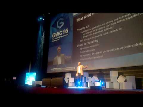 GWC16 Kevin Werbach Speech
