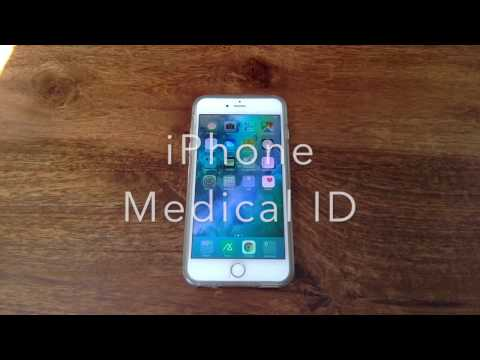 eGuide Tech Allies | iPhone Medical ID