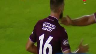 Rosario Central 1 Lanus 2 (Relato Saul Pomaraz) Torneo Primera Division 2016