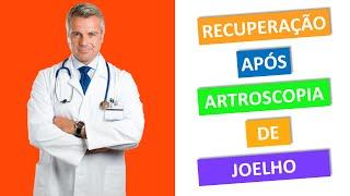 Joelho coágulo sinais após do sanguíneo de artroscopia
