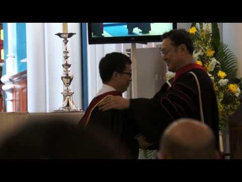 TTC's 65th Graduation Service
