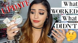 HAUL UPDATES!!! What worked & What didn't:(