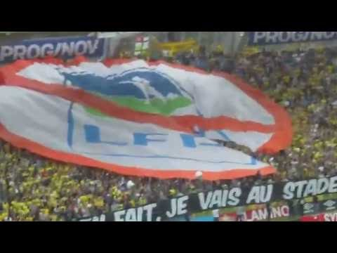 Fc Nantes VS AS Saint-Etienne (2016/2017)
