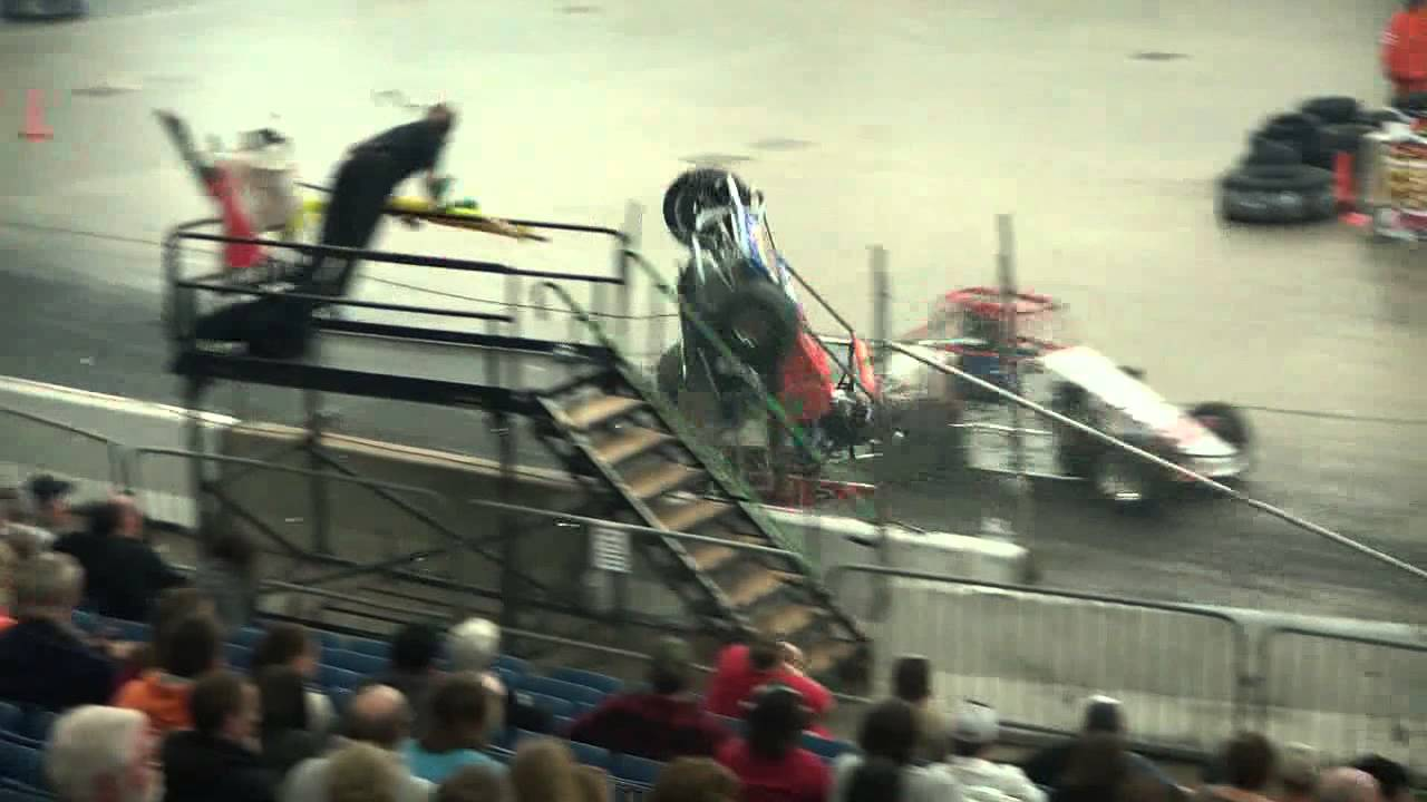 Scary Moment At 2013 Rumble Series Youtube