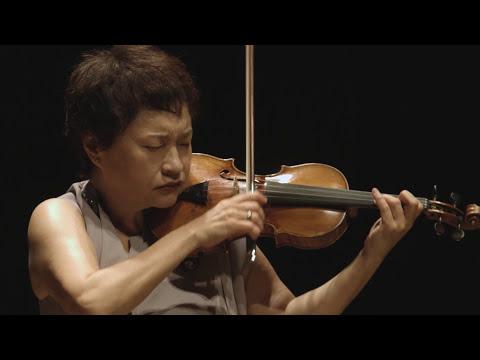 Kyung Wha Chung - Bach Partita No. 1 in b minor, BWV 1002, Sarabande (Live from Barbican Centre)