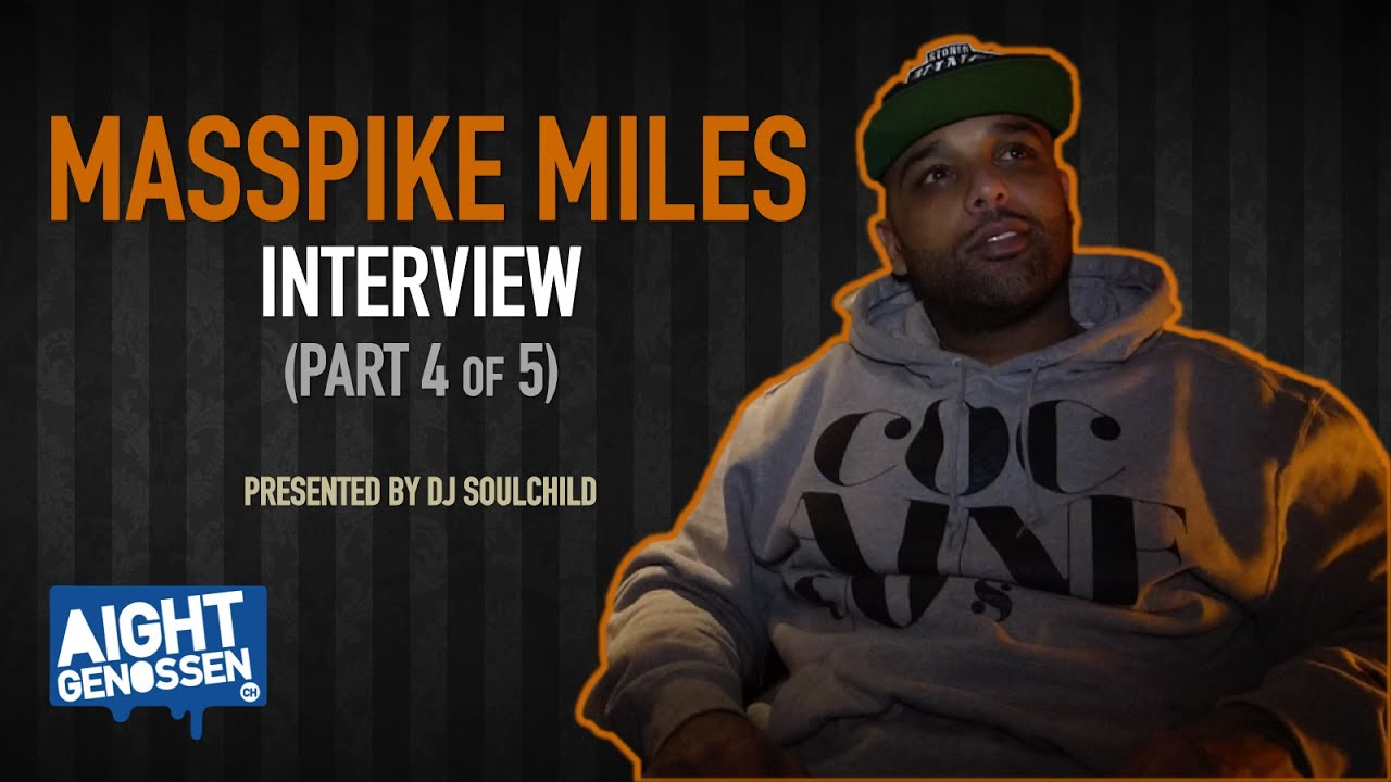 MASSPIKE MILES INTERVIEW (Part 4) | Details & Meaning ...