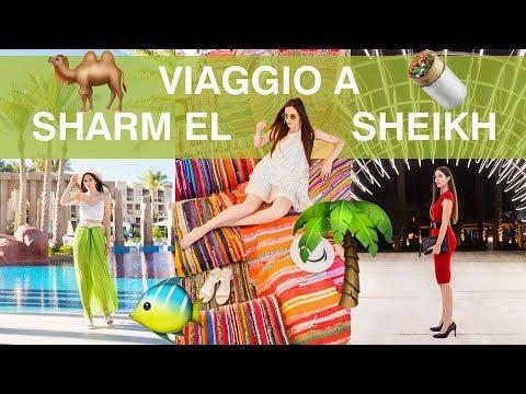 VIAGGIO IN EGITTO e a SHARM EL SHEIKH: ecco perchè non ho avuto paura! | Travel Vlog