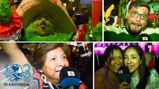 Así festejaron los mexicanos 209 años del inicio de la Independencia