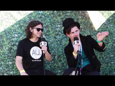 Just a Gent: Interview at Listen Out - Sydney, Australia (2014)