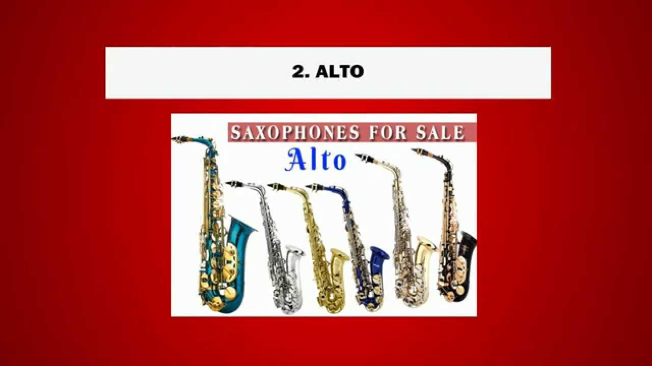 saxophone for sale alto tenor soprano baritone bass youtube. Black Bedroom Furniture Sets. Home Design Ideas