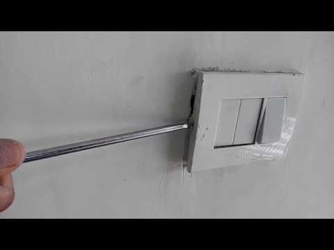 Right Way To Remove Modular Switches Cover Plate Youtube