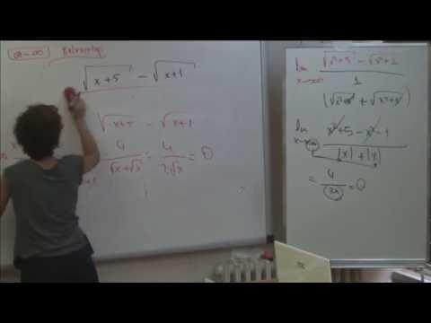 2016 YGS & LYS Matematik Örnek Dersi - Limit - 2