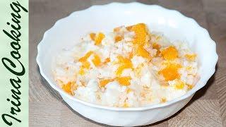 РИСОВАЯ КАША с Тыквой | Pumpkin Rice Porridge
