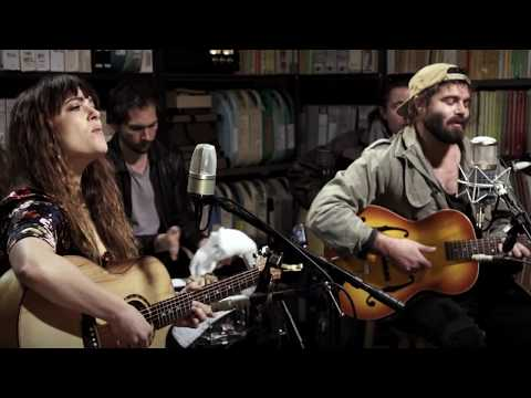 Angus & Julia Stone - Harvest Moon - 11/17/2017 - Paste Studios, New York, NY