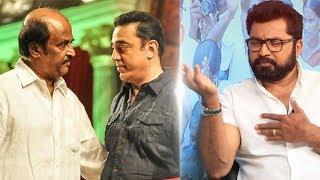 Sarath Kumar on Rajini & Kamal Political Entry Promo