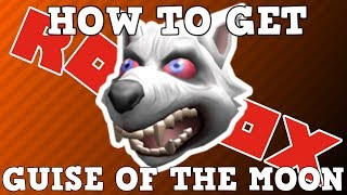 How to Get the Guise of the Moon | Roblox Nightmare Before Bloxtober Event