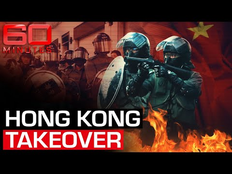 How Hong Kong is being beaten into submission by China's regime