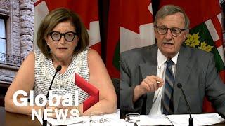 Coronavirus outbreak: Ontario health official says Trinity Bellwoods park-goers should self-isolate