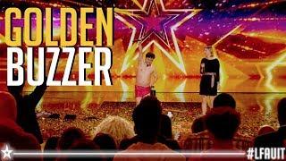 Uekusa | ✨GOLDEN BUZZER ✨| Auditions |  France's got talent 2018