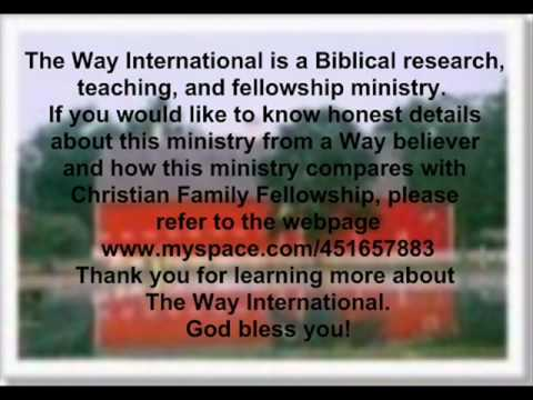 THE WAY INTERNATIONAL