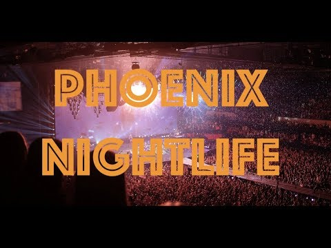 Best Nightlife In Phoenix Arizona 2019