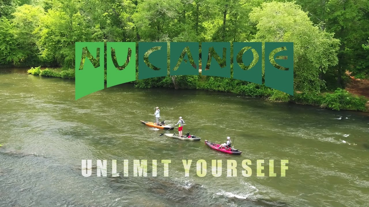 Hunting and Fishing Kayaks | NuCanoe