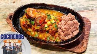Receta: Rollo de carne | Cocineros Mexicanos