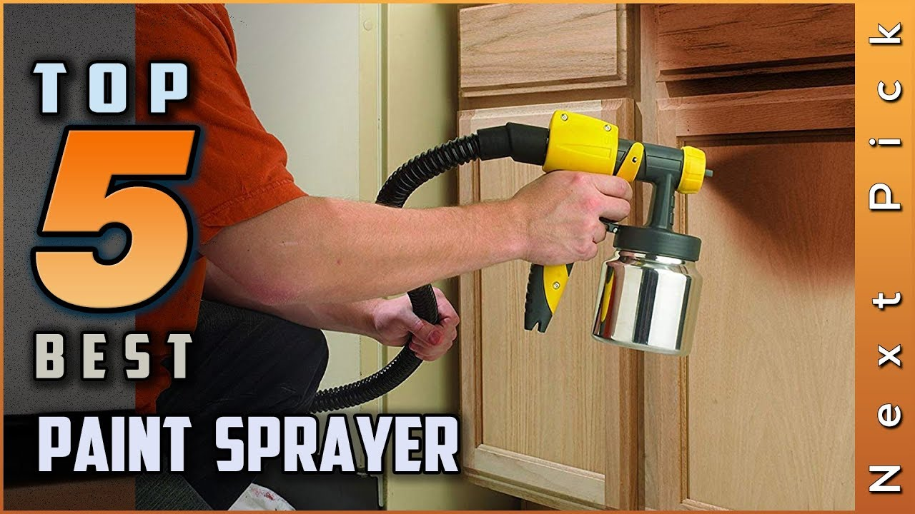 Top 5 Best Paint Sprayer Review In 2020 Youtube