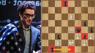 Challenger to King Magnus! | Grischuk vs Caruana | Candidates Tournament 2018.