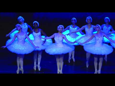Swan Lake II at Dr. Phillips Center